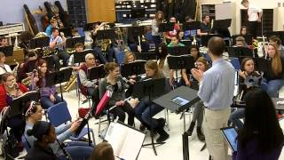 Band Director Throws Student's Phone