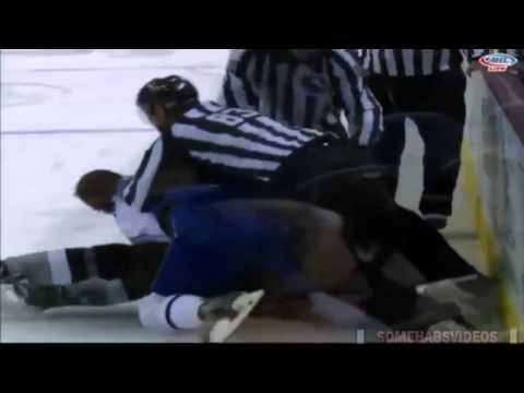 Nathan Beaulieu vs Garrett Wilson 10 25 14