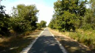 Atlantik Radweg Lacanau Bordeaux Ambient Trance Chill-Out