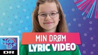Olivia - Min drøm (LYRIC) | MGP 2019