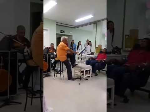 Talento no Hospital dos rins em Guanambi ba cantor e compositor Marival