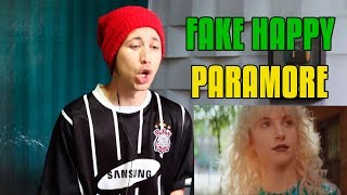 REACT Paramore: Fake Happy [OFFICIAL VIDEO] 2017 Video