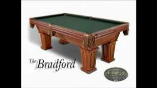 Cannon Billiards Pool Tables - Best Construction!