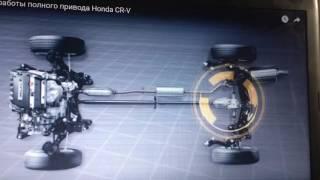 Как работает полный привод на Honda cr-v rd1, rd7. Как подключить постоянный 4 wd(Первая часть видео для новичков. С 4 минуты раскрытие тайны принудительного полного привода., 2016-12-28T13:32:35.000Z)