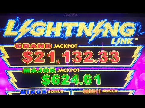 ☇Lightning Link☇ MAJOR JACKPOT WIN! & More Great Wins LIVE!