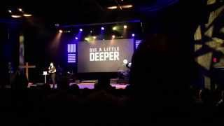 Carl Lentz at Hillsong Church: Dig A Little Deeper part 1