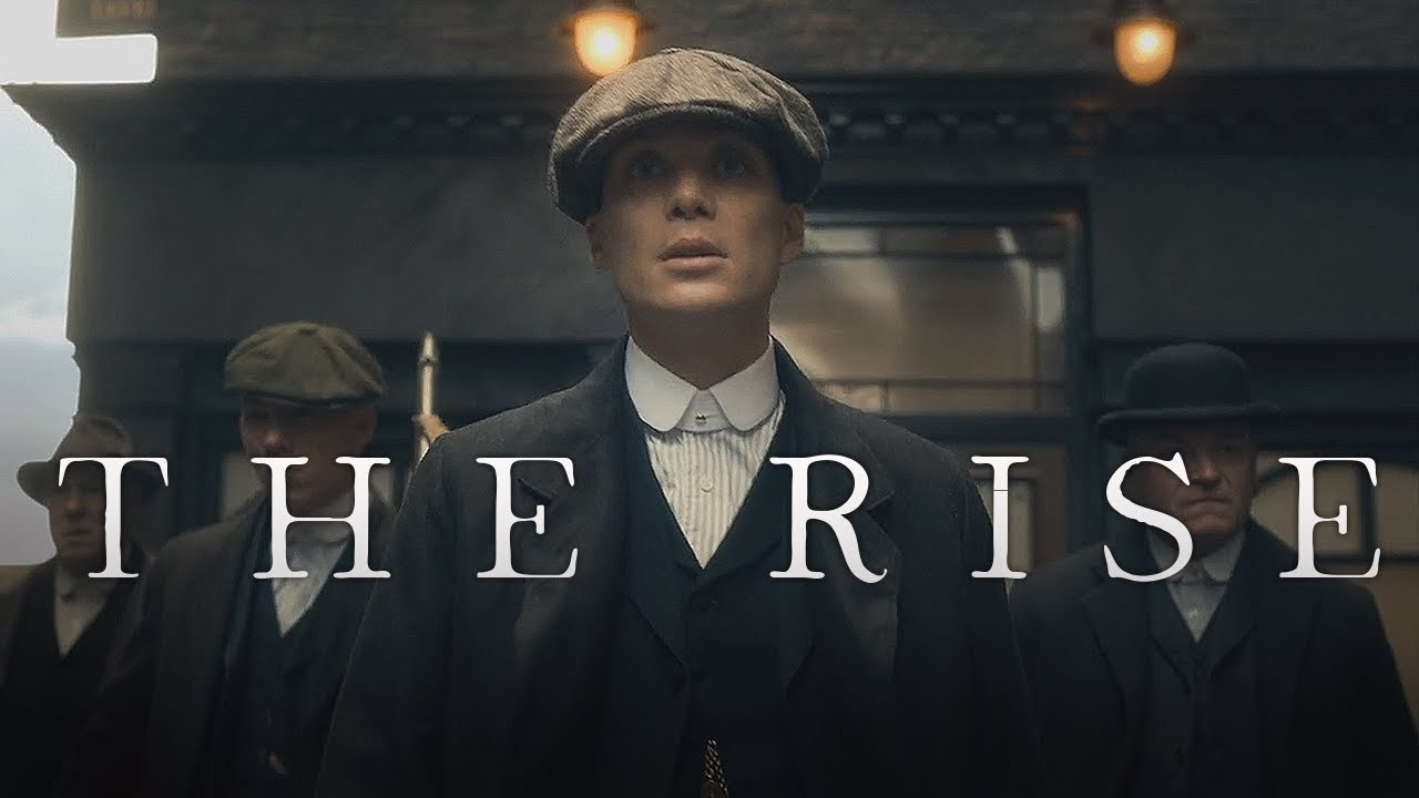 Thomas Shelby | The Rise |  Peaky Blinders