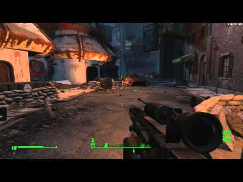 Fallout 4 - [Ep. 21] Side Quest - The Gilded Grasshopper