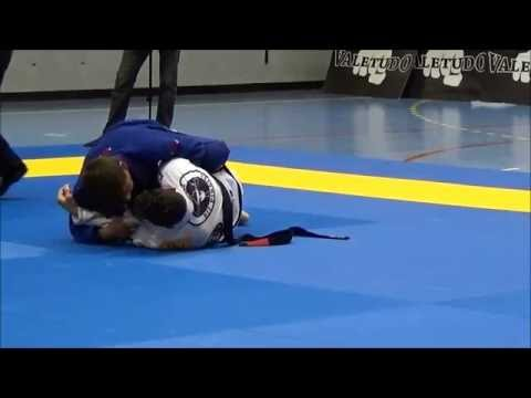 CFJJB  Submission Super Fight 7e combat : Mathias Jardin VS Nicolas Gaillard