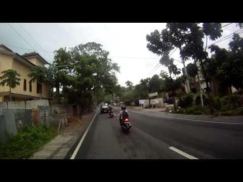 Lombok Island scooter