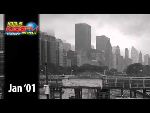 103.5 Kiss FM Chicago Aircheck (2001)