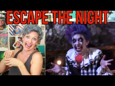 Escape the Night – Starring our very own Alejandra!! REACTION!!