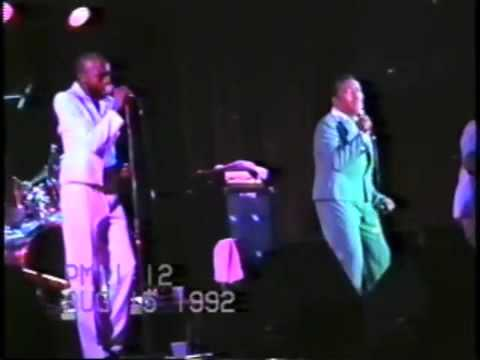 "Maurice Williams & the Zodiacs sing ""May I"""