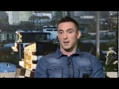 Allan McGregor Interview: He talks about winning trophies, tax case and the debt.
