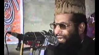 Qari Hanif Shb Rabbani (hfz) Shahadat Amier Hamza (R.A) Part 4 0f 6.flv