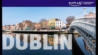 Learn English in Dublin | Kaplan International Languages | Around the World
