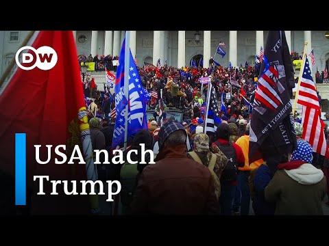 Gespaltenes Land: Die USA nach Trump | DW Reporter