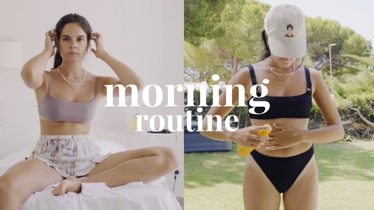 MORNING ROUTINE DE VERÃO