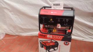 видео бензиновый генератор Fubag BS 3300