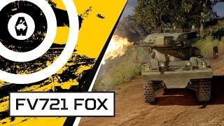 ББМ FV721 Fox в Armored Warfare Проект Армата