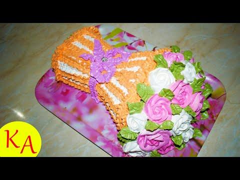 Торт букет
