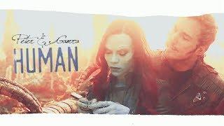 Download Video ► Peter & Gamora | Human MP3 3GP MP4
