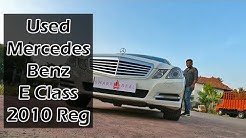 Used Car | Mercedes Benz E-Class 2010 | Kochi
