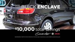 Buick and GMC Black Friday Sales Event | Cavender Buick GMC West