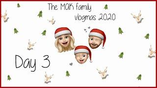 Vlogmas Day 3: Τι δώρα πήρα για τα χριστούγεννα στην οικογένειά μου | Marinelli