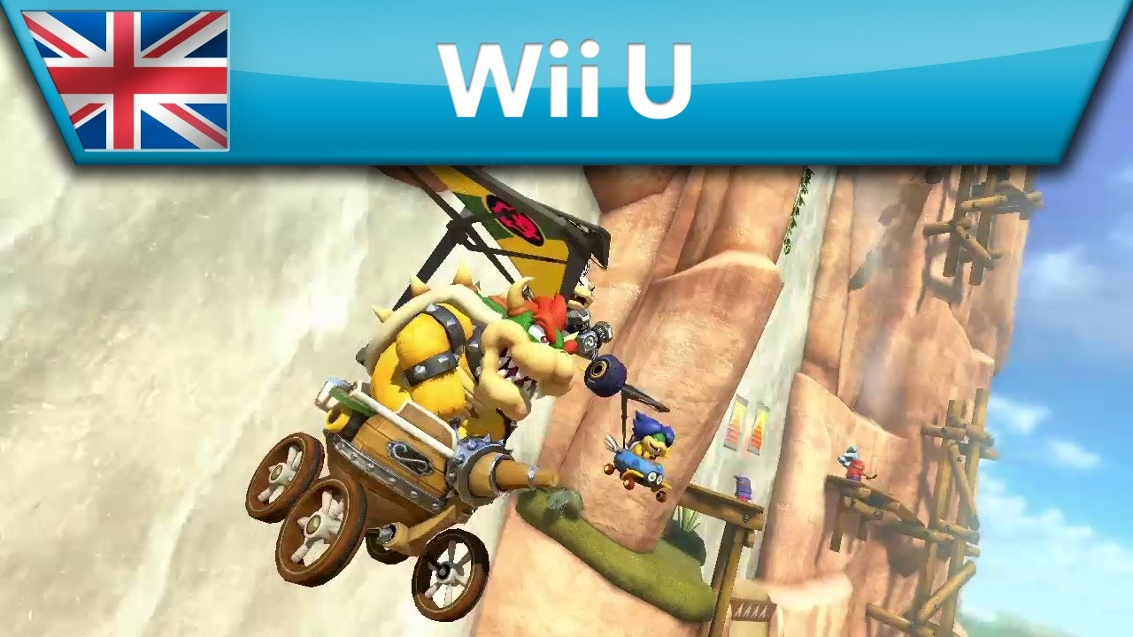 buy mario kart 8 wii u from best deals on. Black Bedroom Furniture Sets. Home Design Ideas