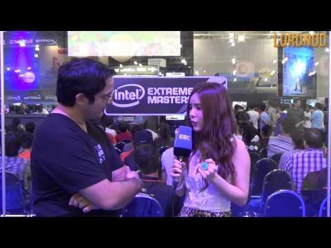 IEM 2013 Singapore - The Talented Global Citizen 'Ferlyn Yoshimi'