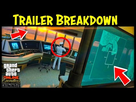 "GTA 5 ONLINE NEW DLC ""TRAILER BREAKDOWN"" Driving Yachts, New Cars, Mansion Customization & More!"