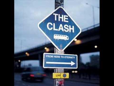 The Clash - Train In Vain [live]
