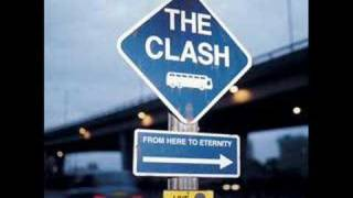 The Clash - Train In Vain [live]