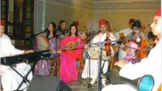 Amina Alaoui - Bitto Ashku- بت أشكو - Gharnati Andalousi music (with lyrics)