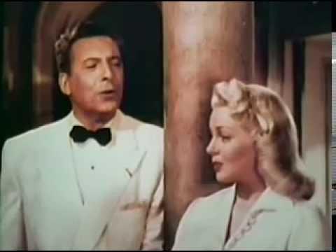 Mr Imperium (1951) - Classic Romance Movie, Palm Springs