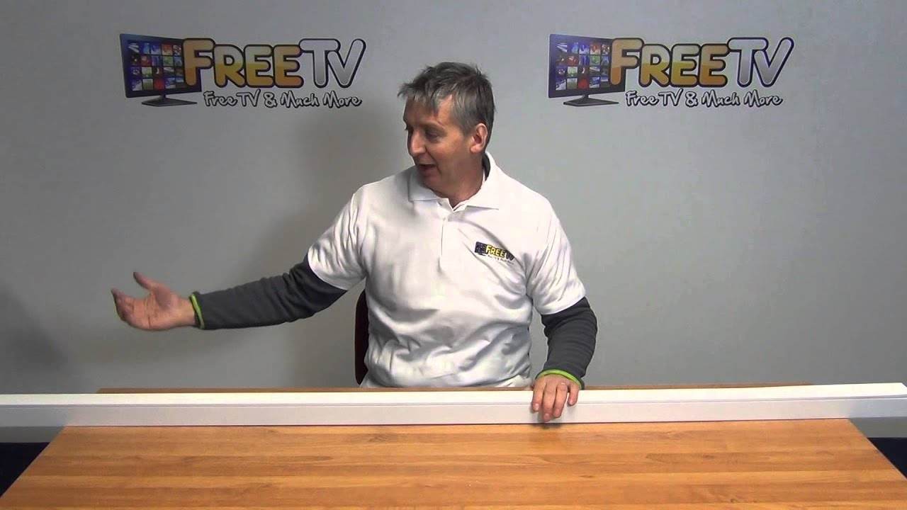 50 x 50mm Electrical Trunking - YouTube