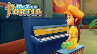 Gifts at the Church! - My Time at Portia (Alpha 4.0) – Part 90