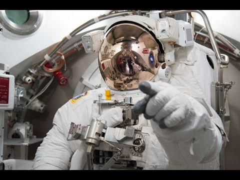 Spacesuit Systems - Part 2