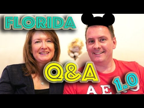 ORLANDO & FLORIDA Q & A - PART 1