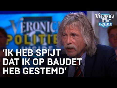 Johan: 'Ik heb spijt dat ik op Baudet heb gestemd' | VERONICA INSIDE