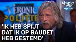 "Johan Derksen velt hard oordeel: ""Thierry Baudet wordt ongeloofwaardige extremist"""