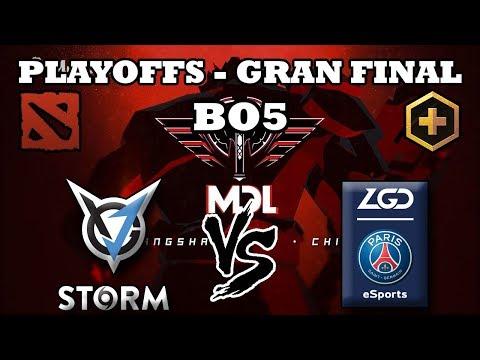 DOTA 2 EN VIVO - VG.J Storm vs PSG.LGD BO5 MDL Changsha Playoffs GRAN FINAL