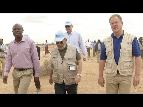 Joint visit of Heads of UN Rome-Based Agencies to Ethiopia