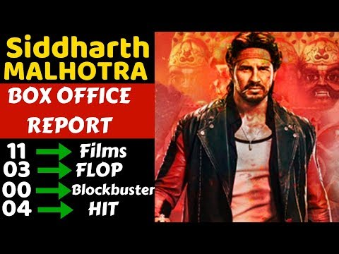 siddharth-malhotra-box-office-collection-analysis-with-hit-and-flop-movies-list