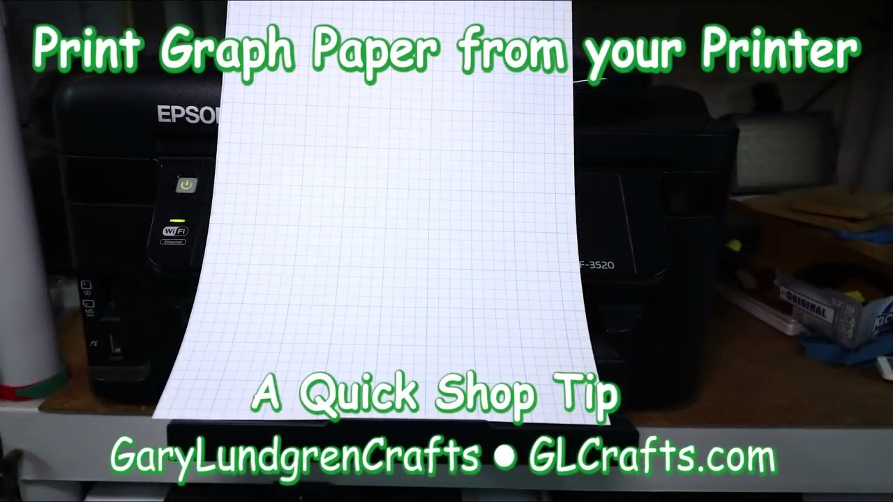 printing graph paper from your printer ep2017 16