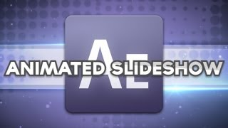 Adobe After Effects CS6 - Creative Slideshow Tutorial!