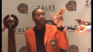 TRACY MCGRADY GOES OFF ON JR SMITH OVER HALL OF FAME VS. CHAMPIONSHIP ARGUMENT!