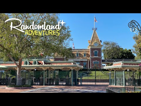 Back At Disneyland - Downtown Disney And An Anniversary