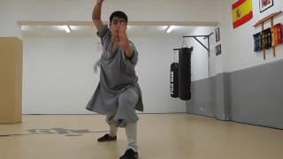 Shaolin Lian huan quan - 少林连环拳